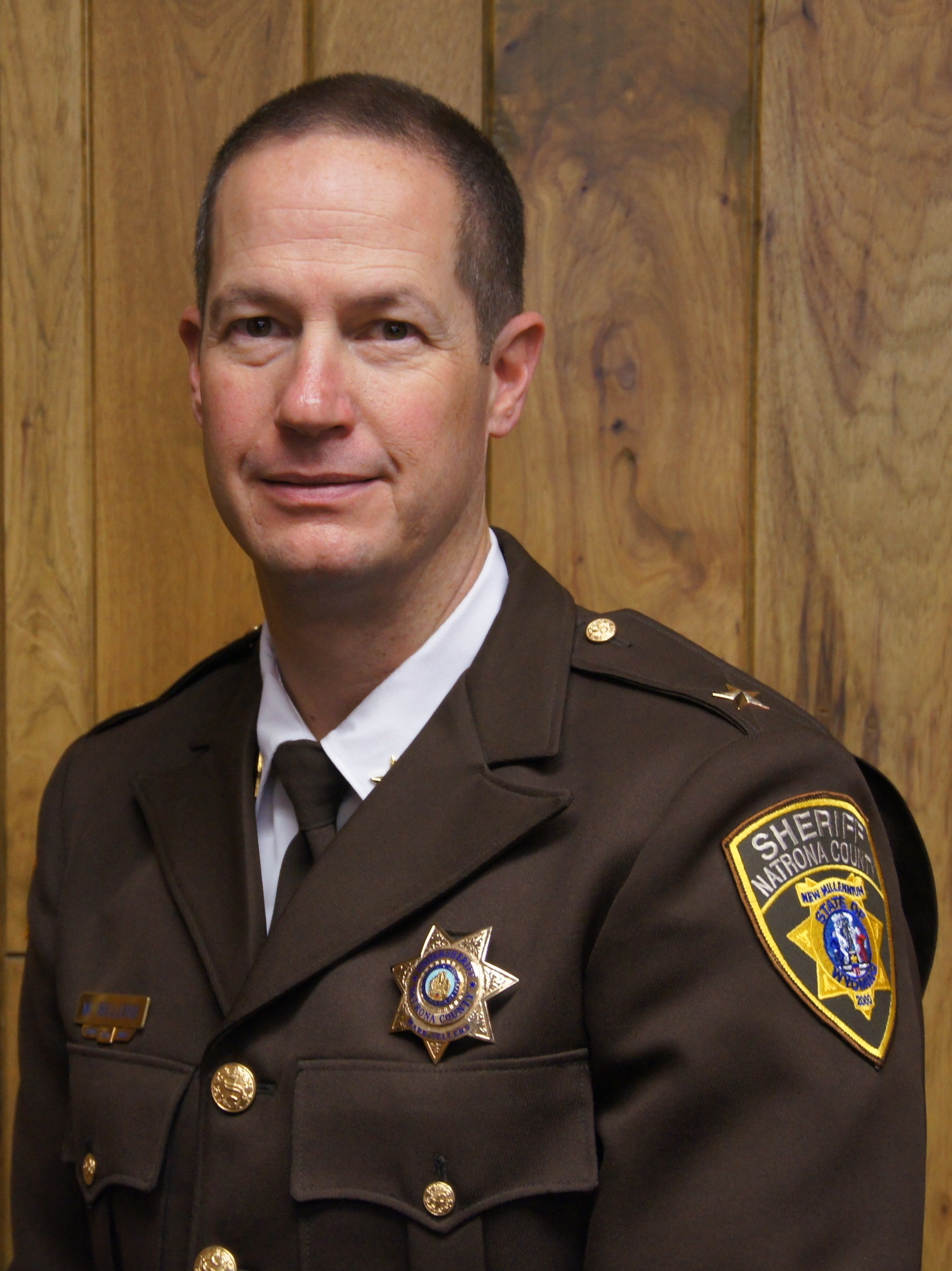 Undersheriff Mark Sellers